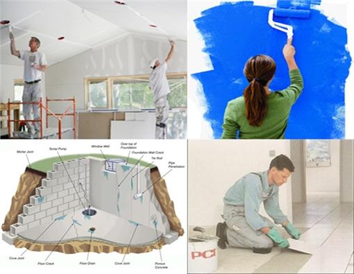 Chọn ngày sửa chữa nhà đẹp giúp việc tu tạo diễn ra suôn sẻ